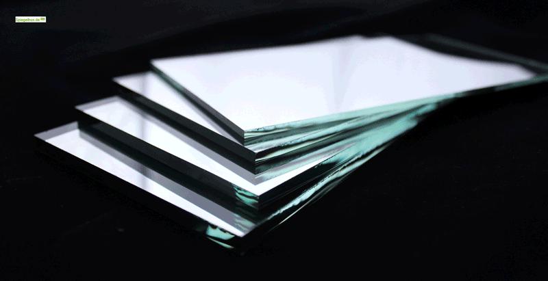 Spiegelglas 4mm | Wandspiegel nach Maß kaufen | Badspiegel