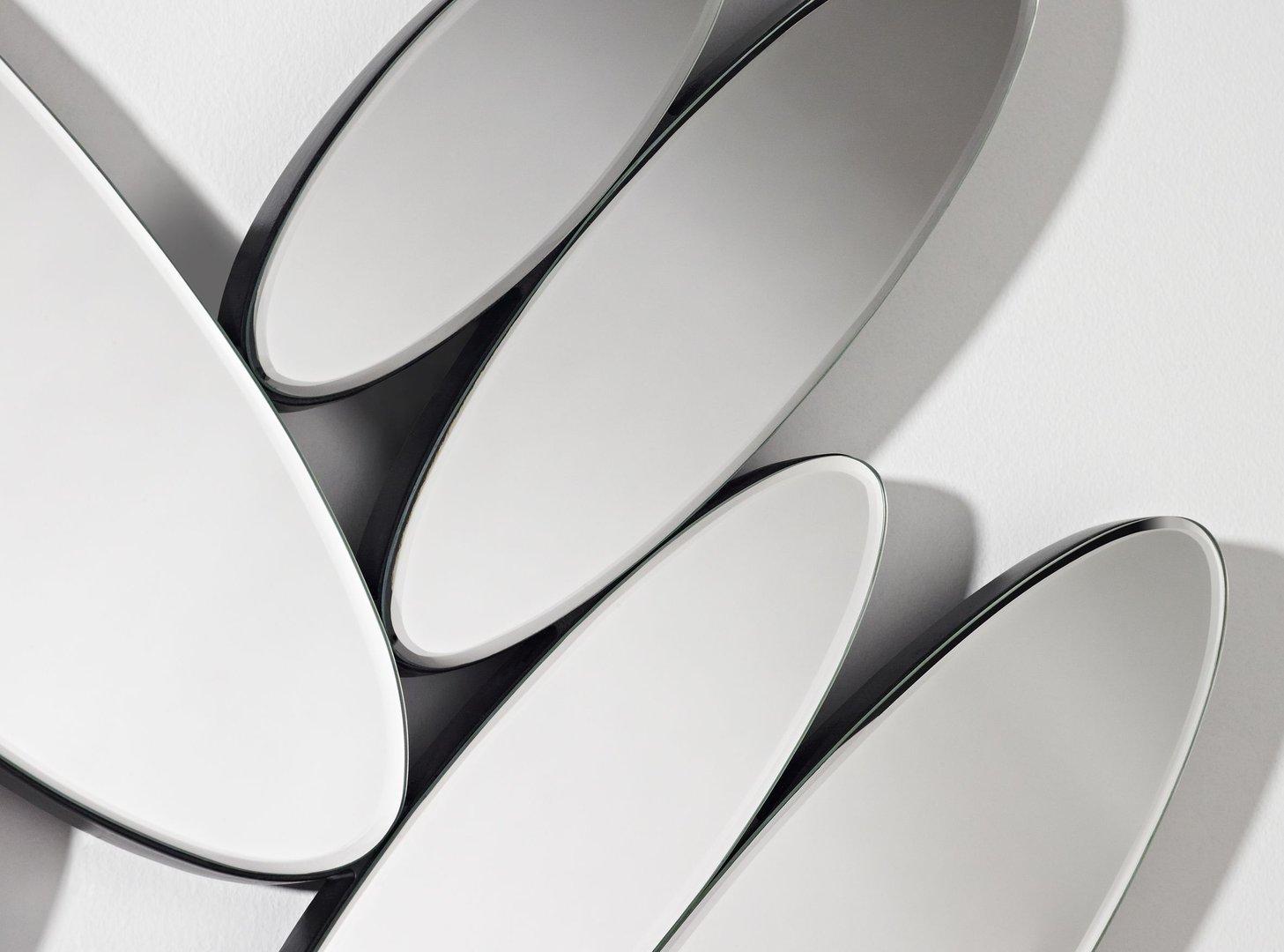 kauf rahmenloser design wand spiegel ovals mirror. Black Bedroom Furniture Sets. Home Design Ideas
