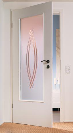 Zimmertüren glas satiniert  Satinierte Glastüren - Kauf-Glas.de Glas - Glasversand-Glastüren