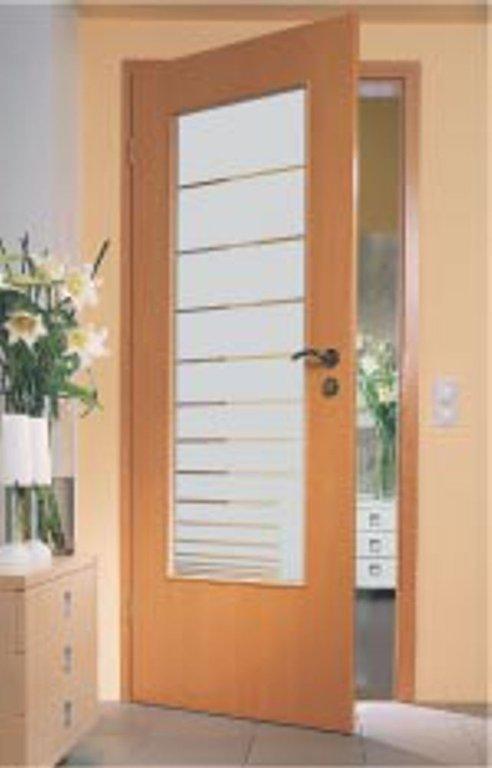 zimmertuer glas modell satiniert phoebete lichtausschnitt la. Black Bedroom Furniture Sets. Home Design Ideas