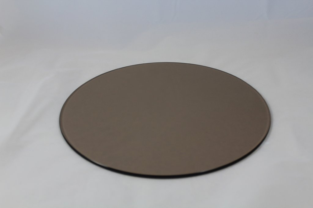 Glasstabletop Floatglass 6mm Circle 600 to 690mm