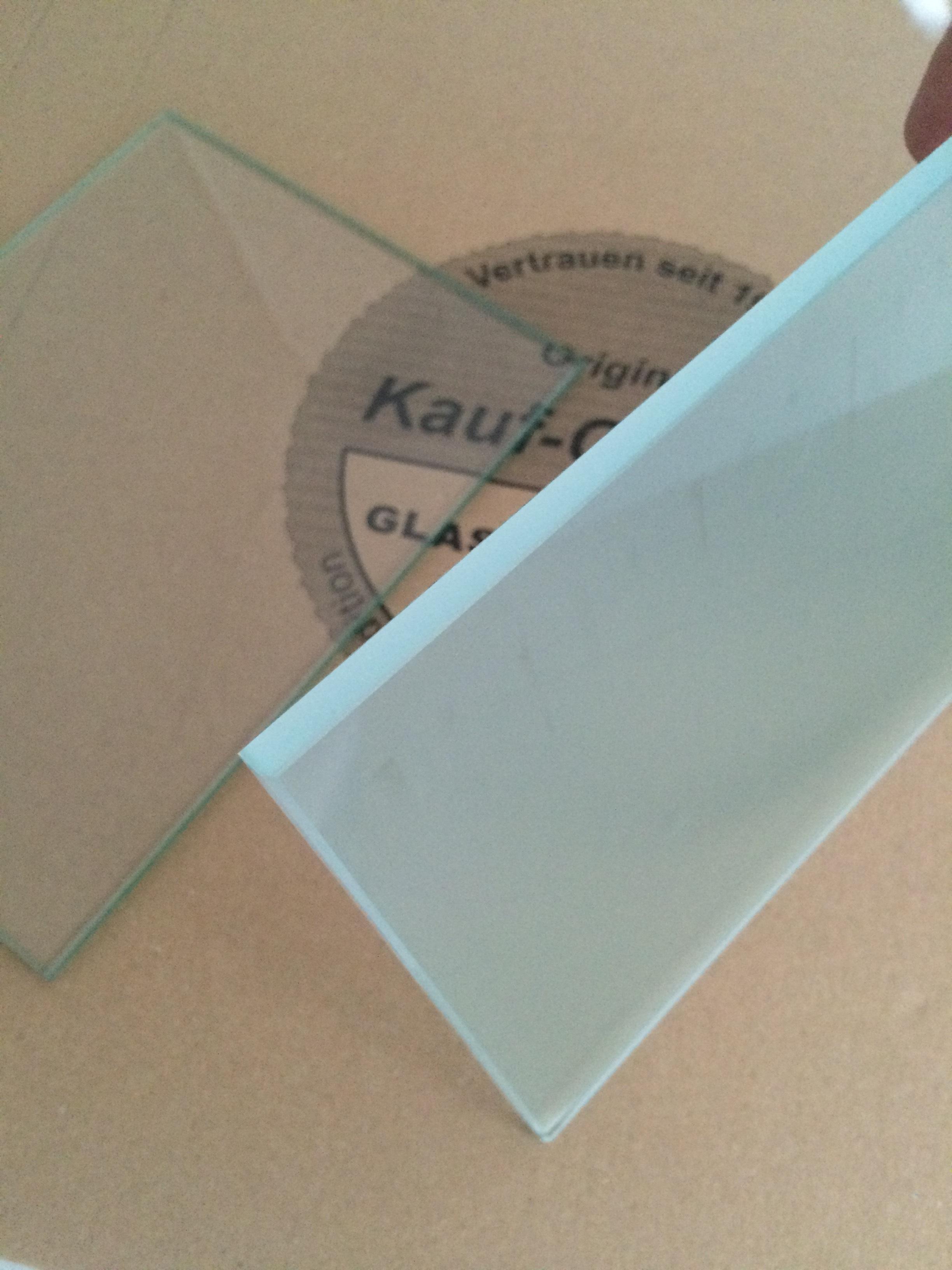 glasscheibe online bestellen, satiniertes glas (milchglas) - kauf-glas.de | glas online kaufen, Design ideen